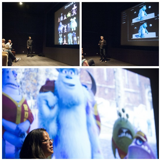 Monsters University Pixar press day - Global Illumination