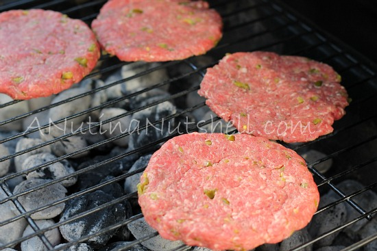 Sam's Club burger patties