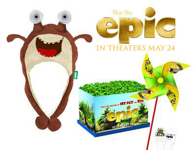 epic movie prize pack