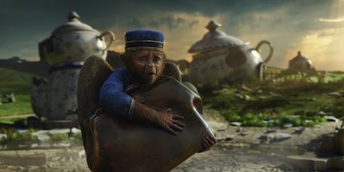 Finley the Monkey Oz