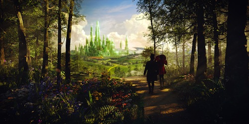 Disney Oz the Great and Powerful Still