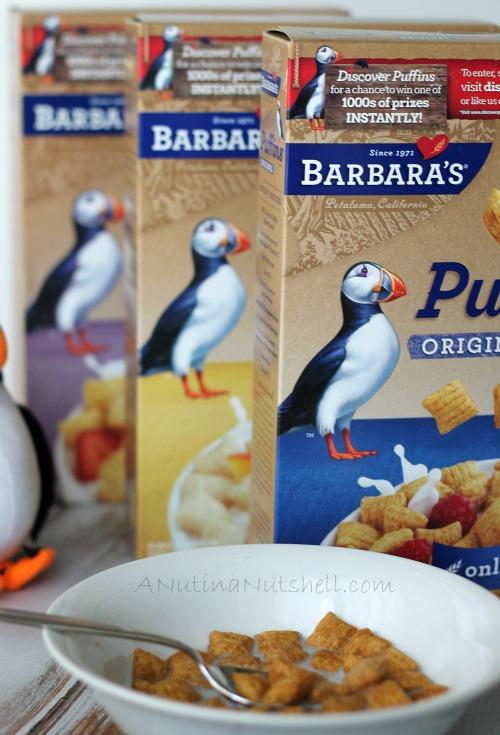 Barbara's Puffins