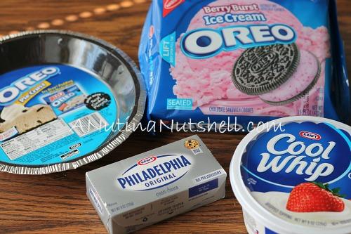 Creamy Dreamy Icebox Pie ingredients
