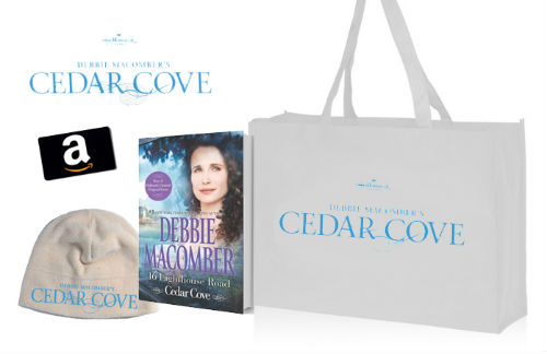 Hallmark Channel Cedar Cove prize pack