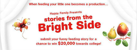 Happy Family Stories from the Bright Side