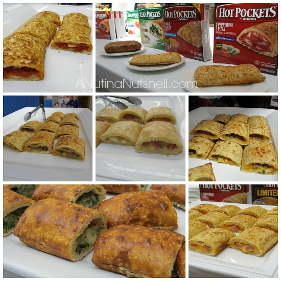 Hot Pockets new hot pocket sandwiches
