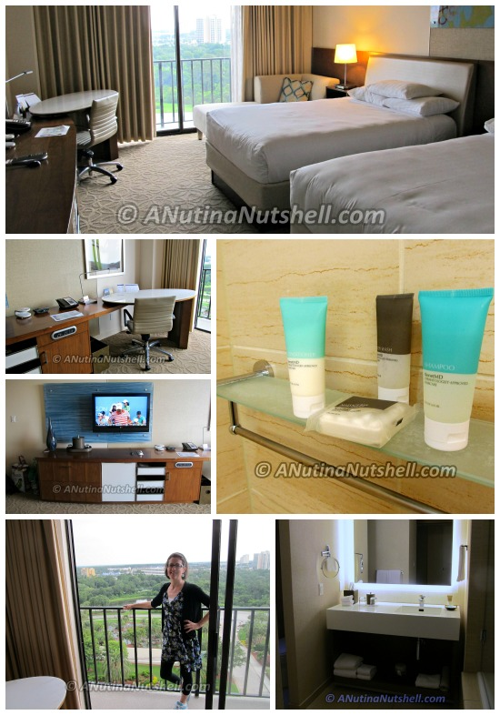 Hyatt Regency Grand Cypress Orlando guestroom
