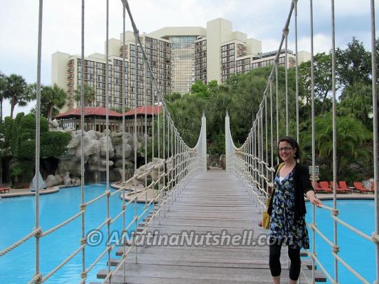 Hyatt-Regency-Grand-Cypress-Orlando-rope-bridge-over-pool