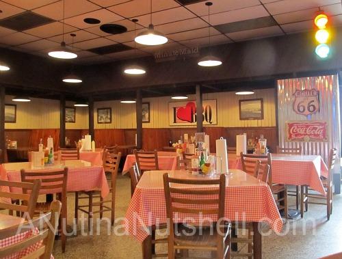 King's BBQ restaurant Kinston-NC