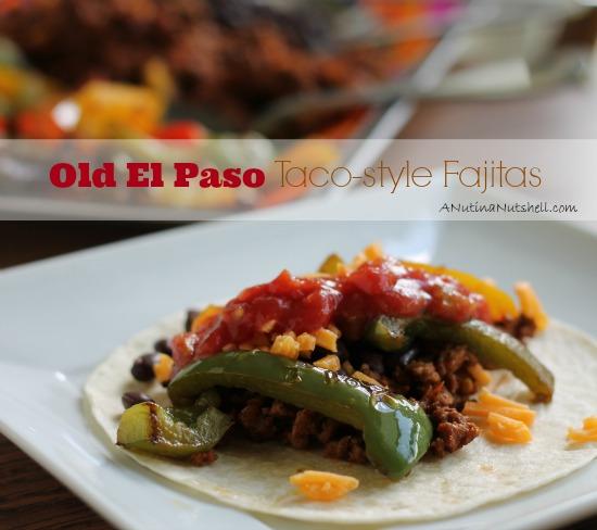 Old El PasoTaco-style Fajitas