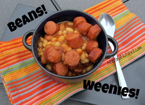 Beans-Weenies #recipe