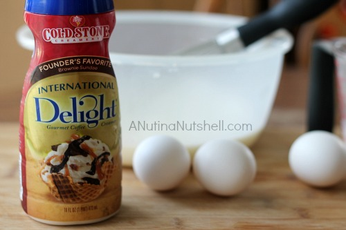 Coldstone Creamery Founder's Favorite creamer #recipe