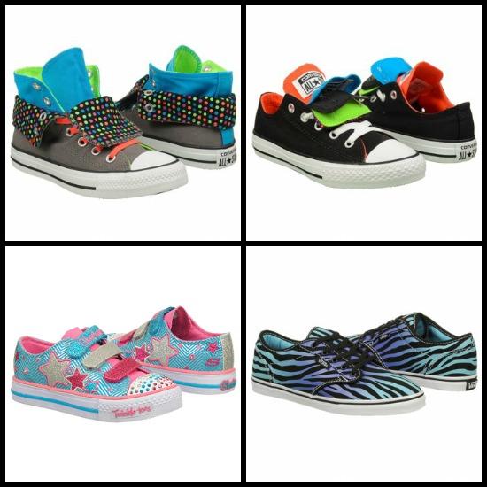 Famous Footwear Back to School Sneakers