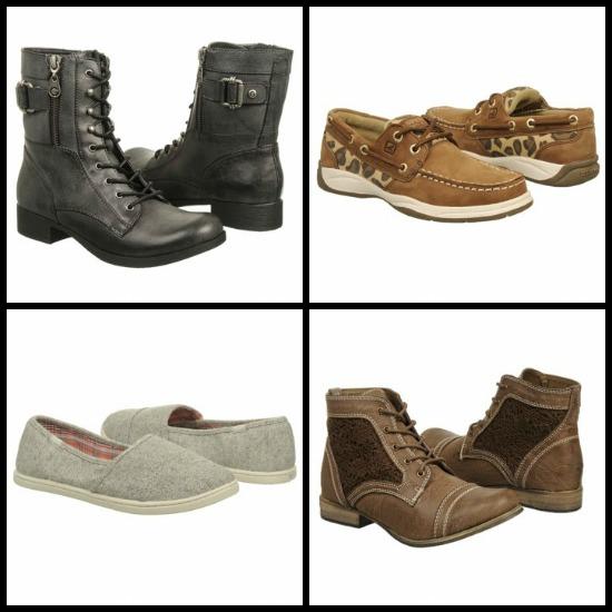 Famous Footwear back to school shoes