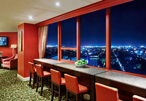 JW Marriott NOLA Concierge Lounge