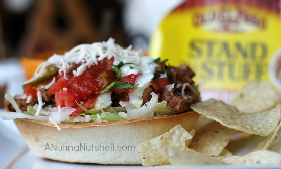Old El Paso Stand and Stuff Taco Salad