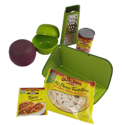 Old El Paso gift pack