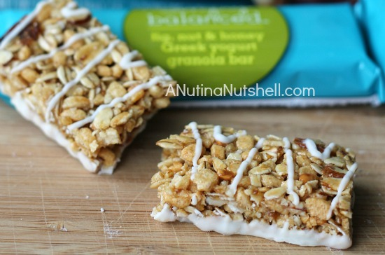Simply Balanced granola bars - Target
