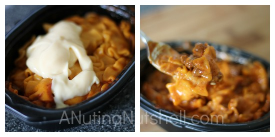 Velveeta Cheesy Skillets Lasagna with Meat Sauce