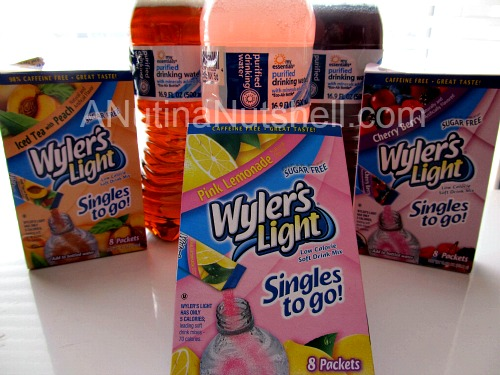 Wyler's Light Singles To Go #JustAddWater