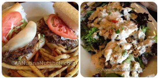 Lunch at Ignatius - New Orleans