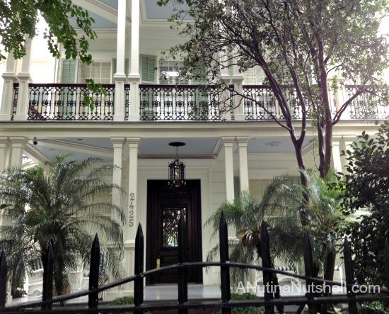 New Orleans Garden District - John Goodman's house