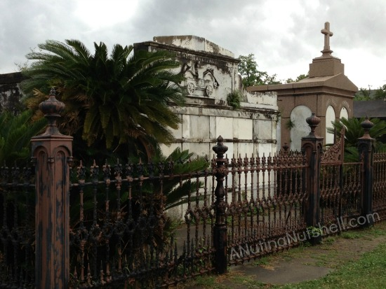 New Orleans Lafayette Cemetery No. 1 tomb photo