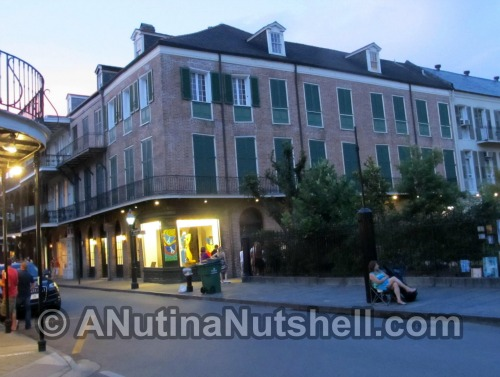 New Orleans haunted history tours - ghost of Julie
