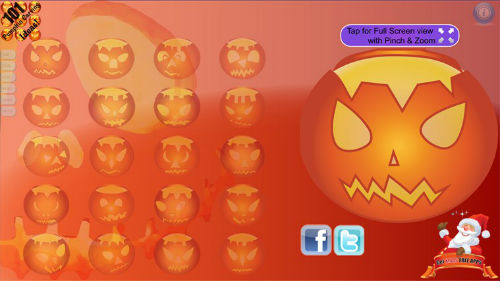 Pumpkin Carving ideas app