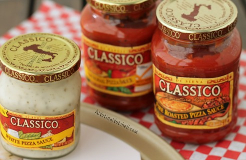 Classico Pizza Sauce varieties