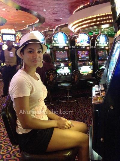 DD- Harrah's casino New Orleans