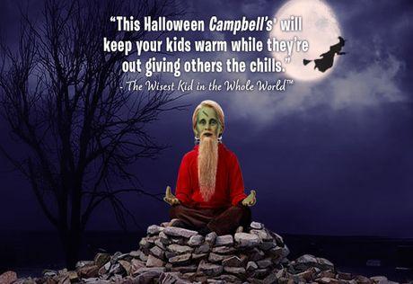 Halloween-Wisest Kid