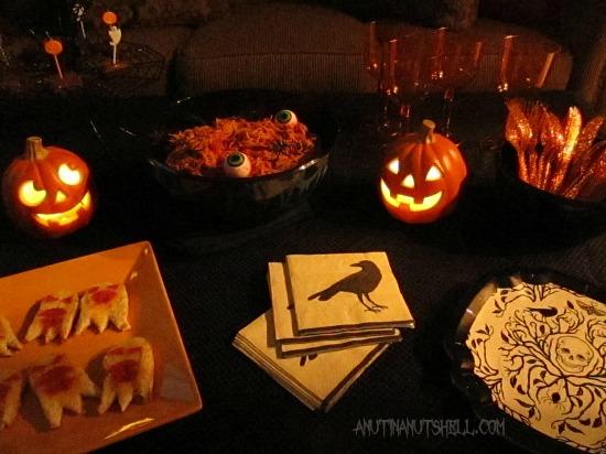 Halloween party food - #TargetHalloween