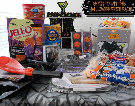Kraft October Halloween Prize Pack