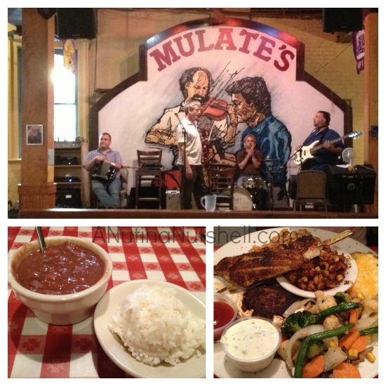 Mulate's restaurant New Orleans