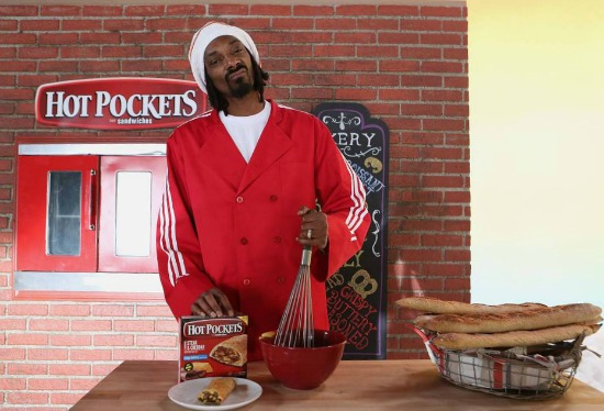 Snoop Dogg Hot Pockets