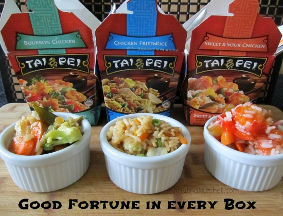 Tai Pei Good Fortune in Every Box