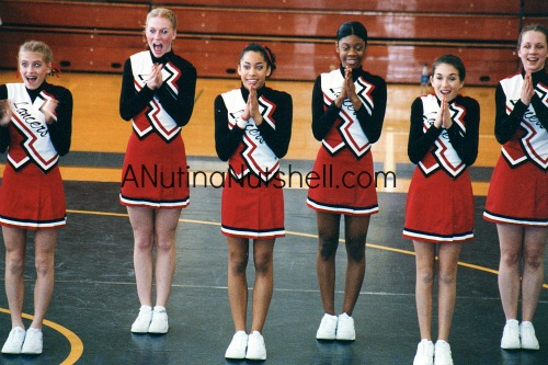 DD competitive cheer