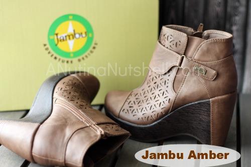 Jambu Shoes - Amber