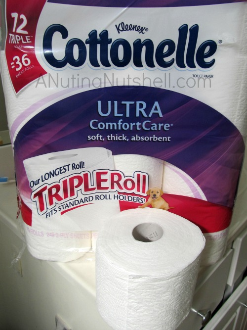 Kleenex Cottonelle Ultra Triple Roll