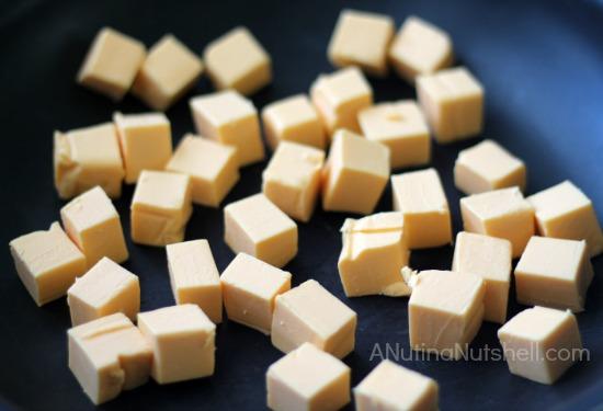 Kraft Velveeta cubes