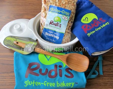 Rudi's Gluten-Free Stuffing Prize Pack