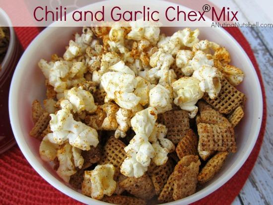 Chili and Garlic Chex® Mix