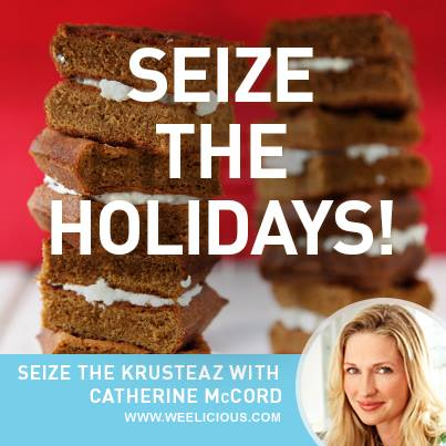 Krusteaz Seize the Holidays