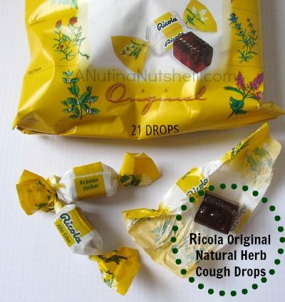 Ricola Original Natural Herb Cough Drops