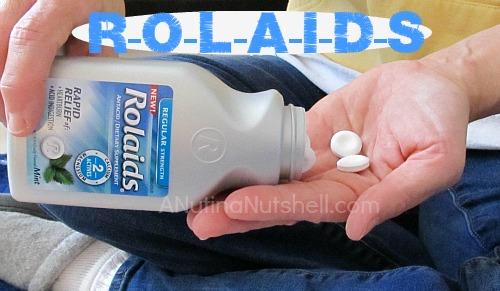 Rolaids spells relief