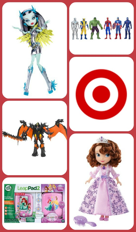 Target-exclusive-toys
