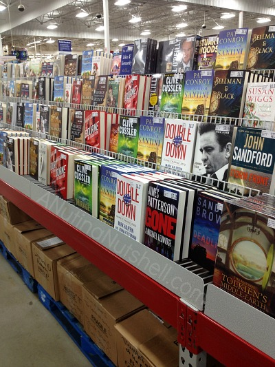 books at Sam's Club