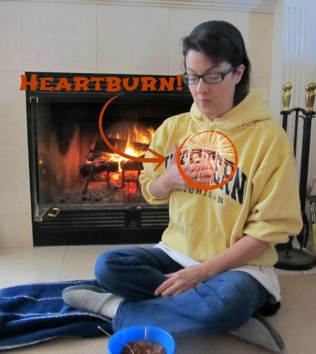 heartburn - Rolaids