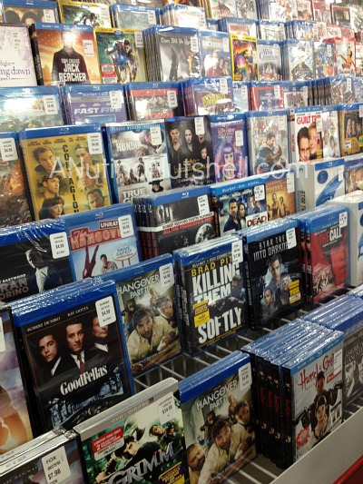 movies at Sam's Club